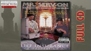 Mr. Serv-On - Life Insurance [Full Album] Cd Quality