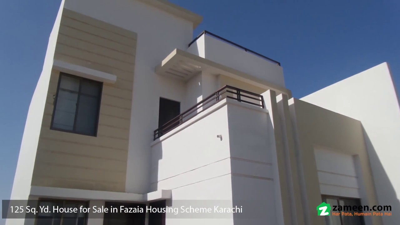 5 marla double storey bungalow for sale fazaia housing scheme karachi