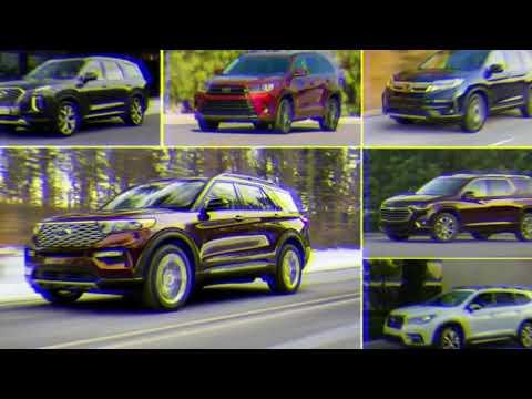 2020 Ford Explorer revealed New SUV Klick Here..!!!