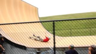 13 Foot Vert Ramp Drop In Fail Skateboarding Mount Trashmore