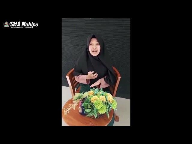PARADE DAKWAH | AISYAH NABILA | XI IPA 1 | SMA MUHAMMADIYAH 1 PONOROGO