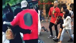 Video Chris Brown & AGNEZ MO spotted hand-in-hand at Disneyland download MP3, 3GP, MP4, WEBM, AVI, FLV Januari 2018