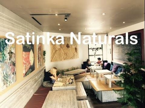 Satinka Naturals Organic Vegetarian Bistro and Cafe Chino Roces Avenue Makati by HourPhilippines.com