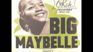 Big Maybelle Ring Dang Dilly