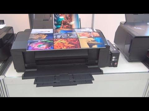 Epson L1800 printer review