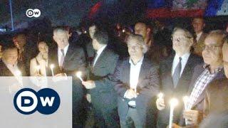 العالم العربي يتضامن مع ضحايا اعتدءات باريس | الأخبار