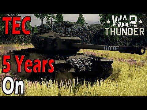 War Thunder - 5 Years On