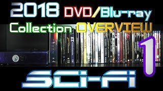 2018 DVD/Blu-ray Collection Overview 19 - Sci-Fi 1