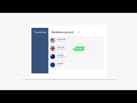 the-transferwise-account