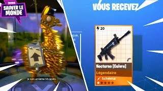 I buy The Nocturno Edition with my Copine on fortnite save the world!