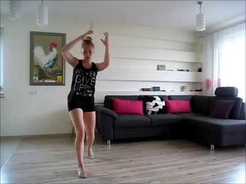 "Sia ""Chandelier"" DANCE TUTORIAL #1"