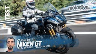 YAMAHA NIKEN GT | TEST MOTORLIVE