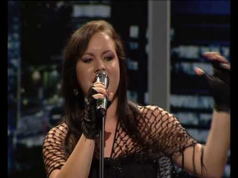 Maria Popova - Black velvet (cover version)