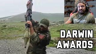 The Worst Internet Gun Fails #4 - The Darwin Awards