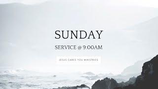 JESUS CARES YOU MINISTRIES - SUNDAY SERVICE 20-10-19