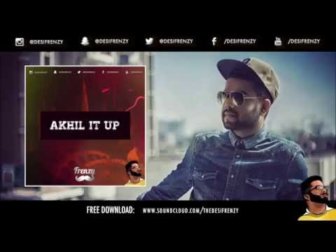AKHIL IT UP (feat. Akhil & Major Lazer) | DJ FRENZY | (Light It Up Bhangra Remix) | FREE DOWNLOAD