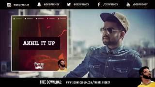 AKHIL IT UP (feat. Akhil & Major Lazer) | DJ FRENZY | (Light It Up Bhangra Remix) | FREE DOWNLOAD