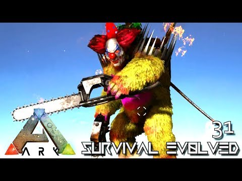 ARK: SURVIVAL EVOLVED - NEW BUFFOON GIGANTO & QUEEN BEE TAME !!! E31 (MOD ARK ETERNAL CRYSTAL ISLES)