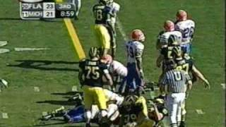 2003 Outback Bowl: Michigan 38 Florida 30 (PART 2)