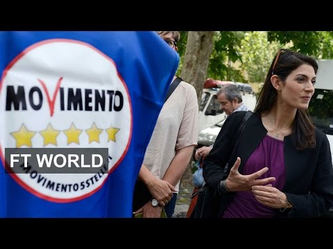 Populist party leads Rome's mayoral race | FT World