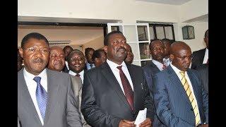 Push for Luhya unity intensifies after Uhuru-Raila handshake and Nasa's split