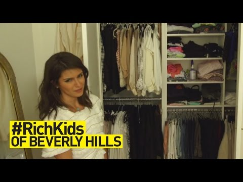 "#RichKids"" Roxy Sowlaty Gives a Tour of Her Fab Home l #RichKids Of Beverly Hills 