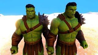 HULK VS WOLVERINE VS FLASH VS IRONMAN 😱 - Süper Kahramanlar