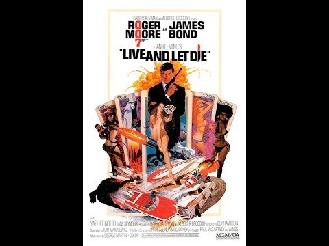 Live And Let Die 1973 Review