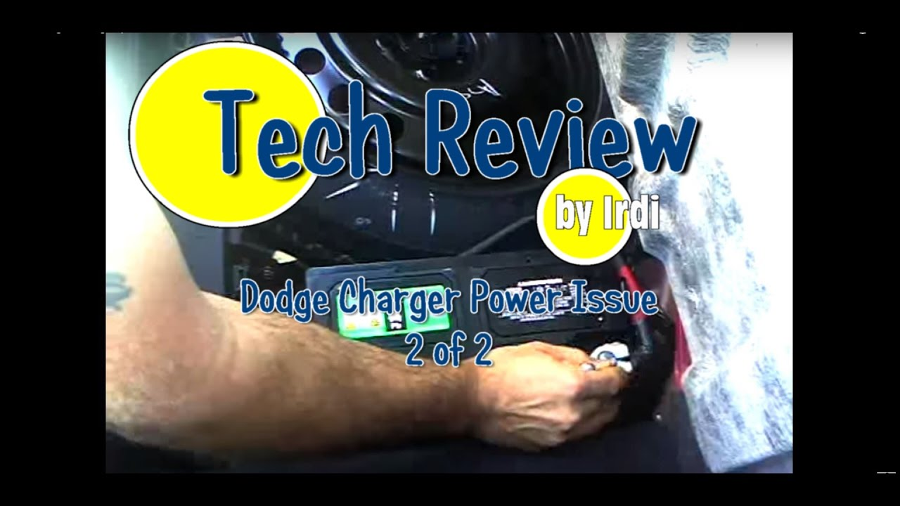 2011 Dodge Charger Power Issue Fix 2 Of Youtube Avenger Window Diagram