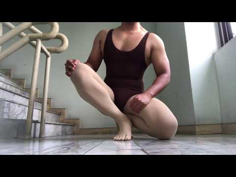 Review Pantyhose : Full Pantyhose With Five Finger For Men