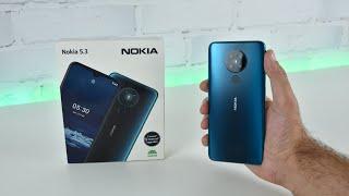Nokia 5.3- рабочая ли лошадка? Минусы и плюсы смартфона на Snapdragon 665 / Арстайл /