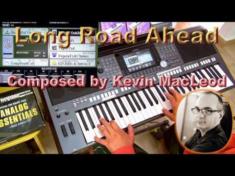 Long Road Ahead  Cover played on Psr-S970 and VST