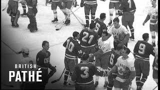 Czechoslovakia V Canada - Ice Hockey (1967)