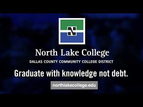 North Lake College Ad