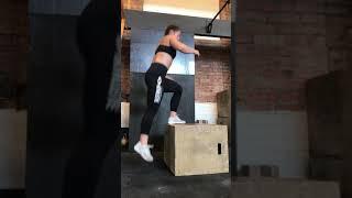 Box Jump step down
