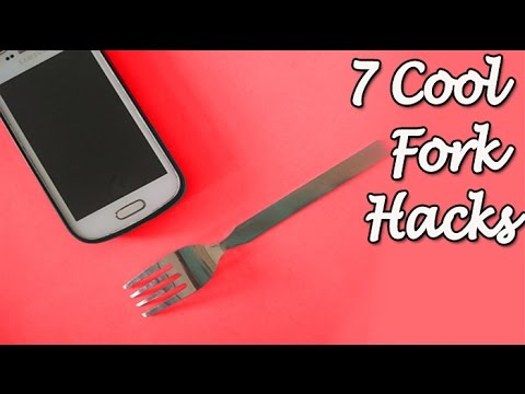 Top 7 Life Hacks with Fork you should know
