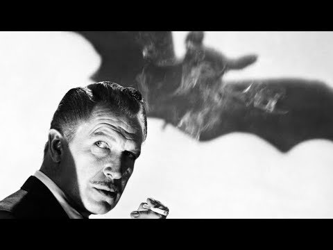 The Bat 1959 VINCENT PRICE