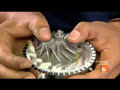 How It's Made - Model RC Turbines