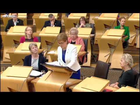 Willie Rennie on adult mental health in Scotland