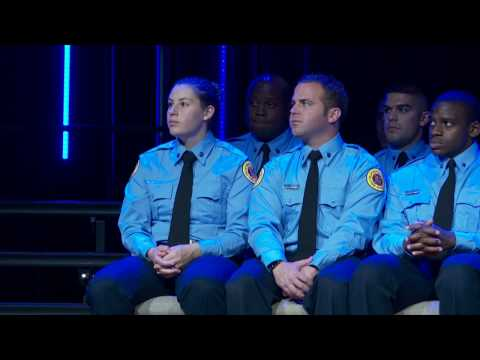 Palm Beach County Fire Rescue Recruit Class 66 Graduation