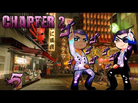 Yakuza 0 - Chapter 2: Real Estate Broker in the Shadows Part 1 - Gameplay Walkthrough [1080p 60fps]