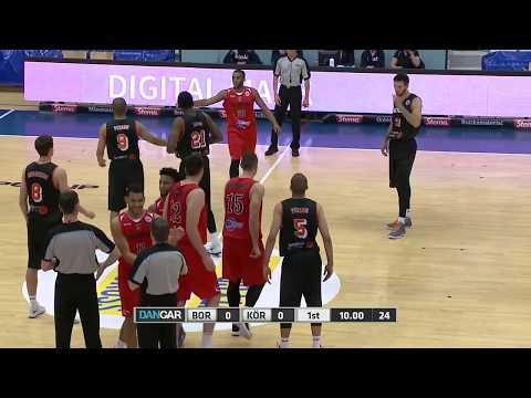 Borås Basket - Egis Körmend [FIBA EUROPE CUP]