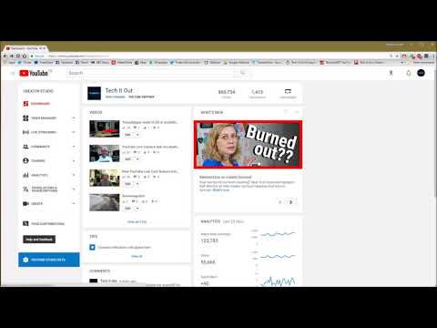 How to: YouTube Creator Hints and tips 1  Social setup