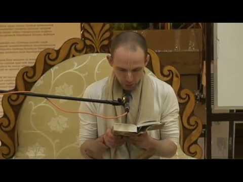 Бхагавад Гита 3.22 - Сундара Говинда прабху