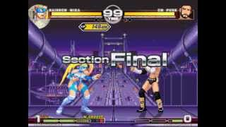 MUGEN |\/| Rainbow Mika (me) VS CM Punk