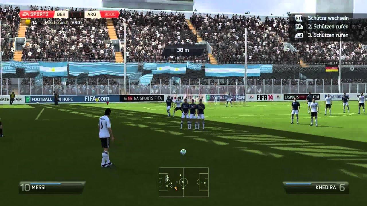 Deutschland Vs Argentinien 2021 Finale