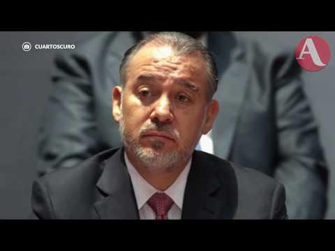 Renuncia de Cervantes a PGR es pura simulación; EPN aún busca impunidad: PAN y PT
