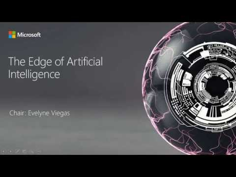 The Edge of Artificial Intelligence - Welcome and AI Perspec