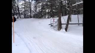 Mary lake snowmobile trail is open muskoka