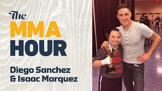 Diego Sanchez Talks Fulfilling Dreams of Superfan Isaac Marquez, a Fighter with Down Syndrome